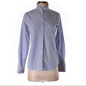 EUC 🎉 J. Crew Button Down Work Shirt - Size 0